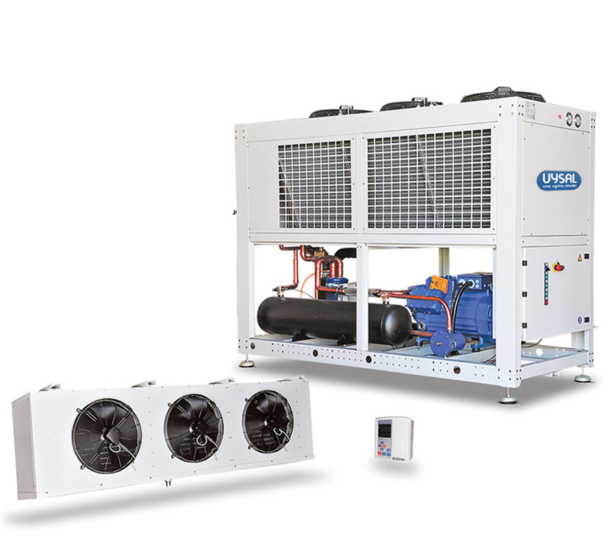 Industrial Type Cooling Units